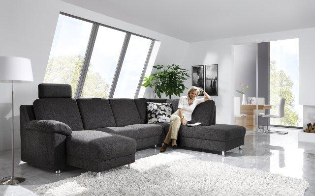 Sofas und wohnlandschaften balance komfort for Sofas und wohnlandschaften